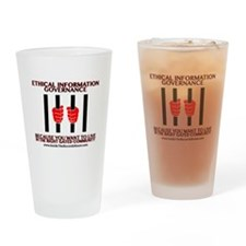Itrr - Gated Community Drinking Glass