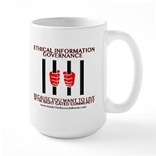 Itrr - Gated Community Mugs