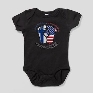 Finnish American Baby Baby Bodysuit
