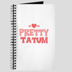 Tatum Journal