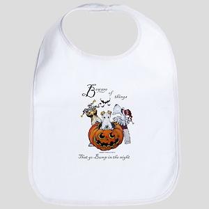 Fox Terrier Halloween Bib