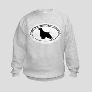 ENGLISH SPRINGER SPANIEL Kids Sweatshirt