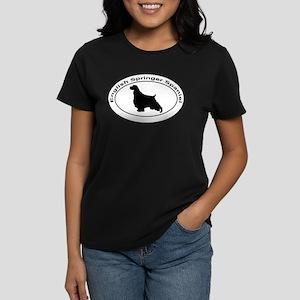 ENGLISH SPRINGER SPANIEL Women's Dark T-Shirt