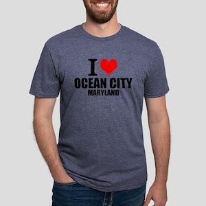 I Love Ocean City, Maryland T-Shirt
