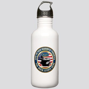 CVN-75 USS Harry S. Tr Stainless Water Bottle 1.0L