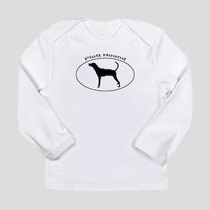 PLOTT HOUND Long Sleeve Infant T-Shirt