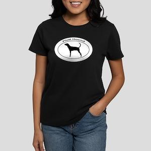 PLOTT HOUND Women's Dark T-Shirt