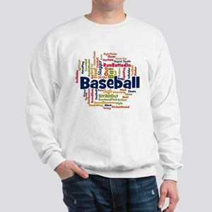 Baseball Sweatshirt