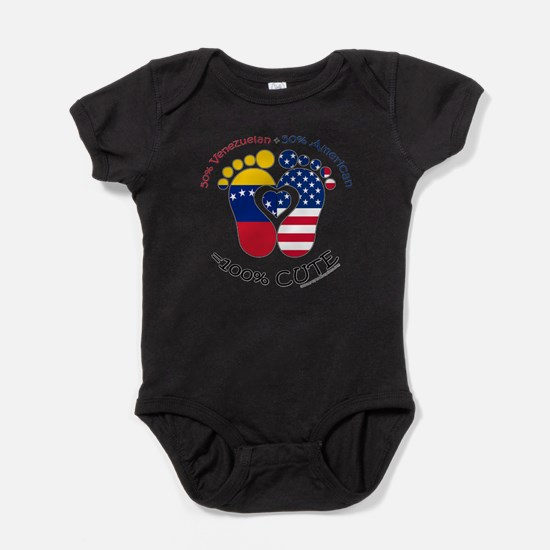 Venezuelan American Baby Baby Bodysuit