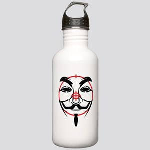Anonymous Stainless Water Bottle 1.0L