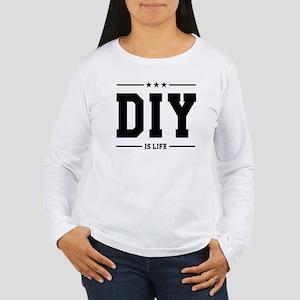 DIY Women's Long Sleeve T-Shirt