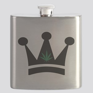 Cannabis Flask