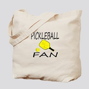 Pickleball Fan Tote Bag