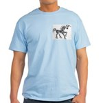 Invitation to the Unicorn Light T-Shirt