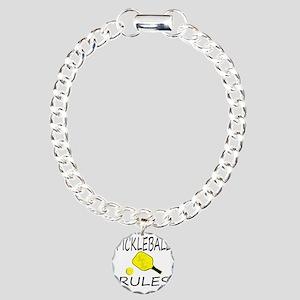 Pickleball Rules Bracelet