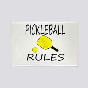 Pickleball Rules Magnets