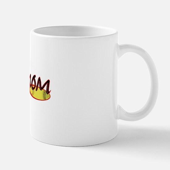 Fastpitch Mom Mug
