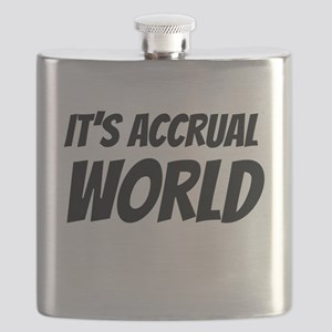It's accrual world Flask