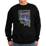USS NEVADA Sweatshirt (dark)
