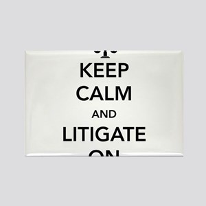 Keep calm and litigate on Magnets