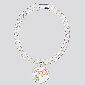 New Smyrna Beach - Charm Bracelet, One Charm