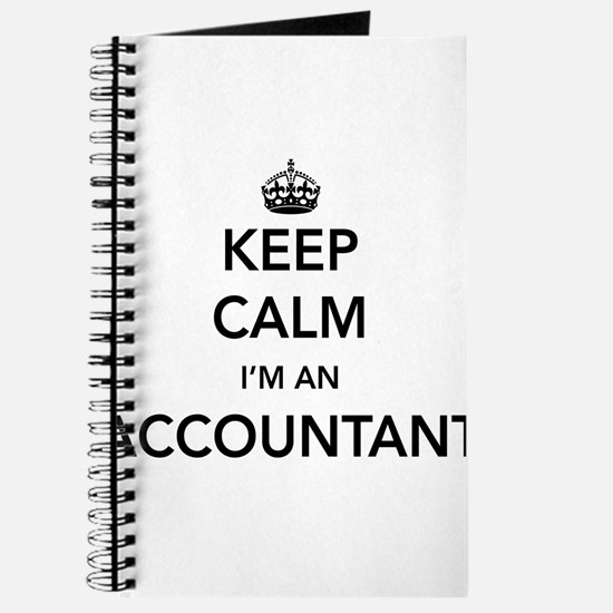 Keep calm i'm an accountant Journal