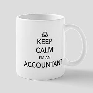 Keep calm i'm an accountant Mugs