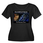 Rwg Women's Scoop Neck Dark Plus Size T-Shirt