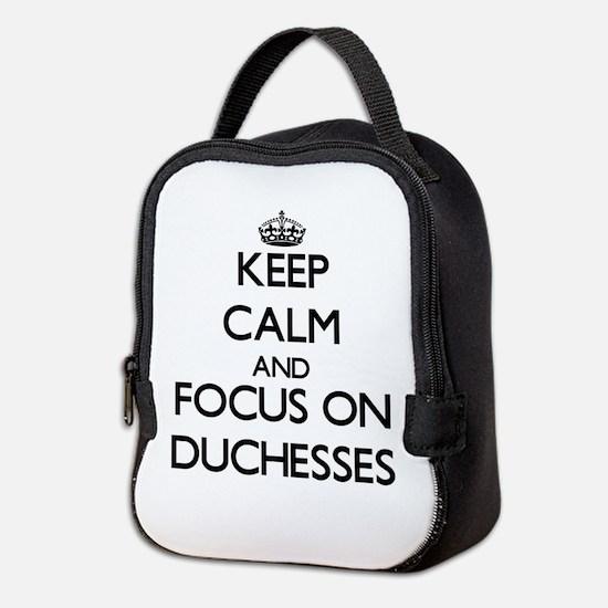 Cool Aristocrats Neoprene Lunch Bag
