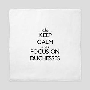Queen Duvet