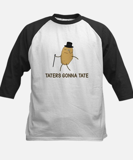 Haters Gonna Hate and Taters Gonna Tate Baseball J