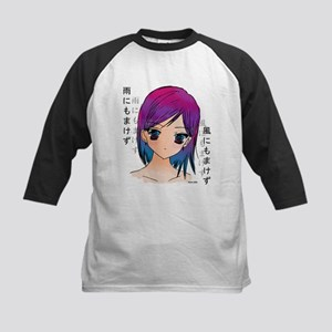 Anime girl Baseball Jersey