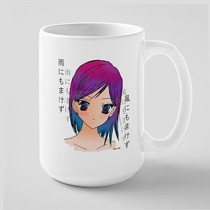 Anime girl Mugs