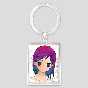 Anime girl Keychains