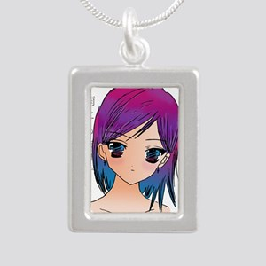 Anime girl Necklaces