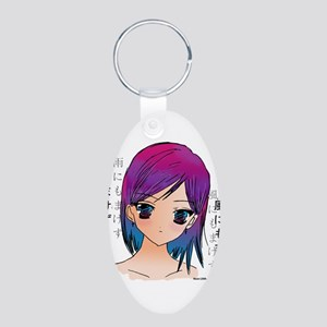Anime girl Keychains