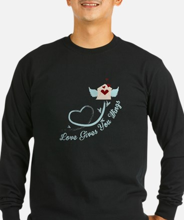 Love Gives You Things Long Sleeve T-Shirt