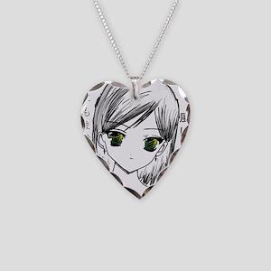 Anime girl 2 Necklace