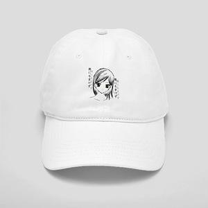 Anime girl 2 Baseball Cap e3d6afed1c8f