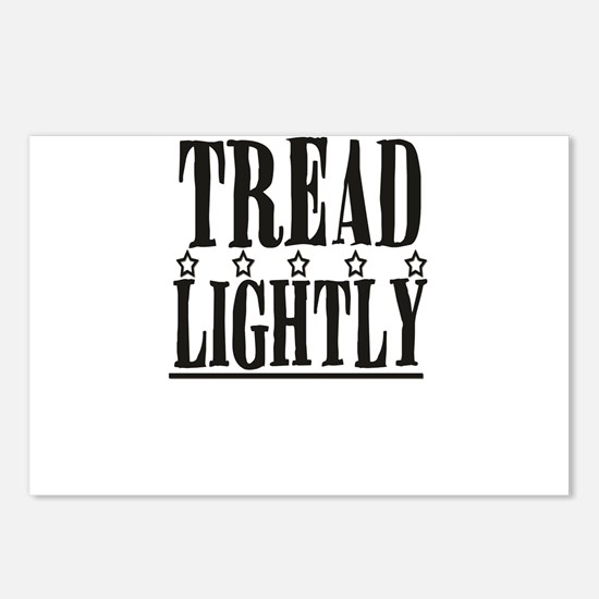 Tread Lightly Postcards (Package of 8)