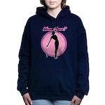 wannafence_CPDark Women's Hooded Sweatshirt