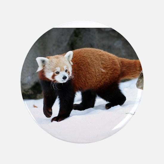 "Red Panda 3.5"" Button"