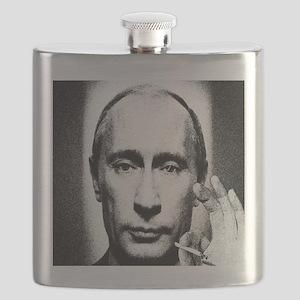 putins blunt Flask