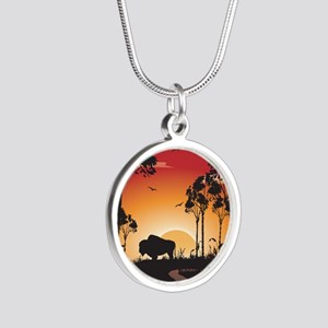 Buffalo Necklaces