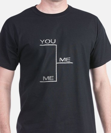 A Winner Is Me Fantasy Sports Bracket T-Shirt