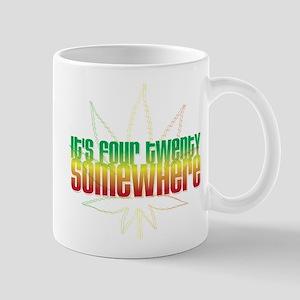 It's 4:20 Somewhere 1 Mugs