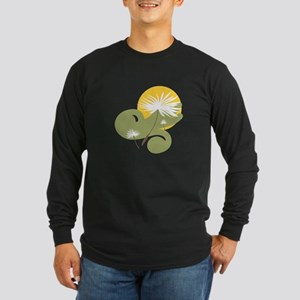 Floating Seeds Long Sleeve T-Shirt