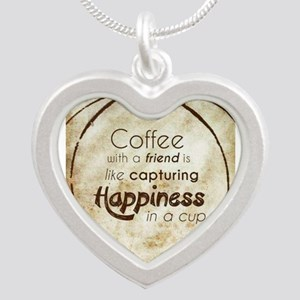 COFFEE WITH A FRIEND Necklaces