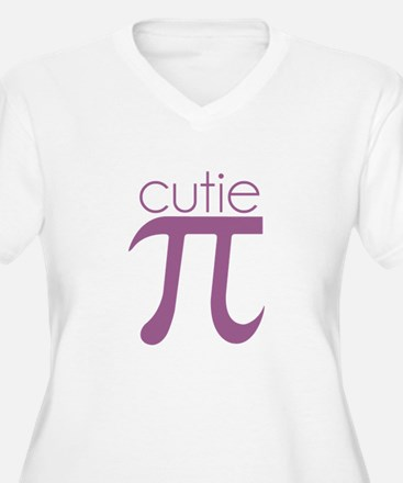 Cute Cutie Pie Pi Plus Size T-Shirt