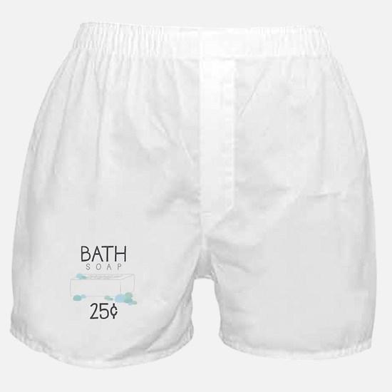 Bath Soap Boxer Shorts